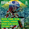 Tumi Album Brazil 2016: Rock, Funk, Soul, Lounge, House, Drum and Base, Techno
