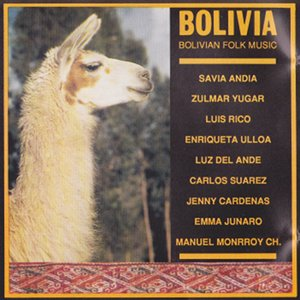 The music of the Andes